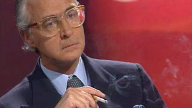 Me Bonnant et le juge Bertossa: avis tranchés sur le secret fiscal.