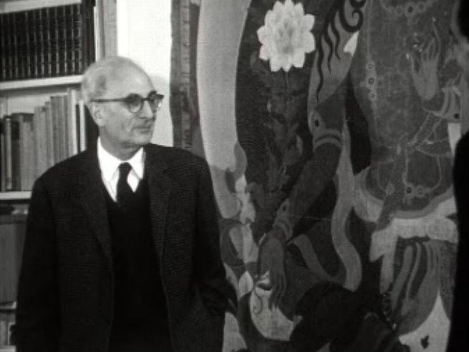 Entretien avec une des figures intellectuelles majeures du XXe siècle.