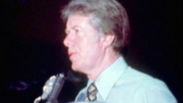 L'ancien gouverneur de Georgie crée la surprise aux Etats-Unis. [RTS]