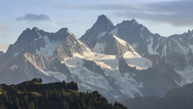 Au cœur des Alpes suisses. [Nicolas Brodard - Verbier Festival]