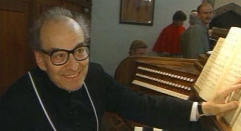 L'organiste de Saint-Maurice