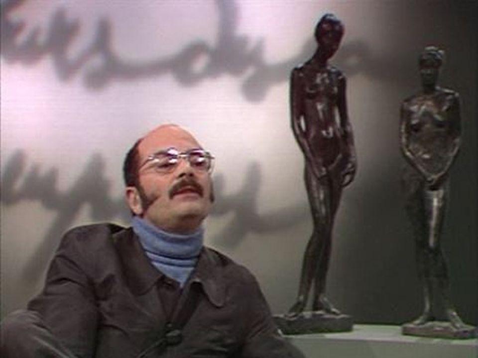 Pauvert à la TSR en 1981 [TSR 1981]