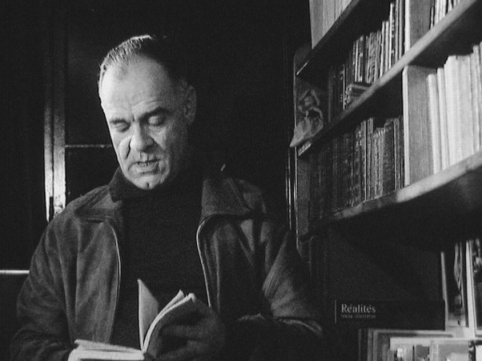 Denis de Rougemont en 1961 [RTS]