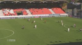 Football / Suer League (12e j.): FC Sion - FC Thoune (0-0) [RTS]
