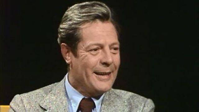 Marcello Mastroianni ou le charme à l'italienne. [RTS]