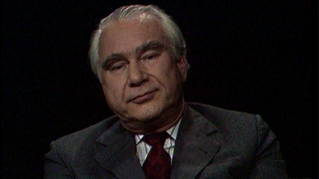 Alexandre Hay en 1976. [RTS]
