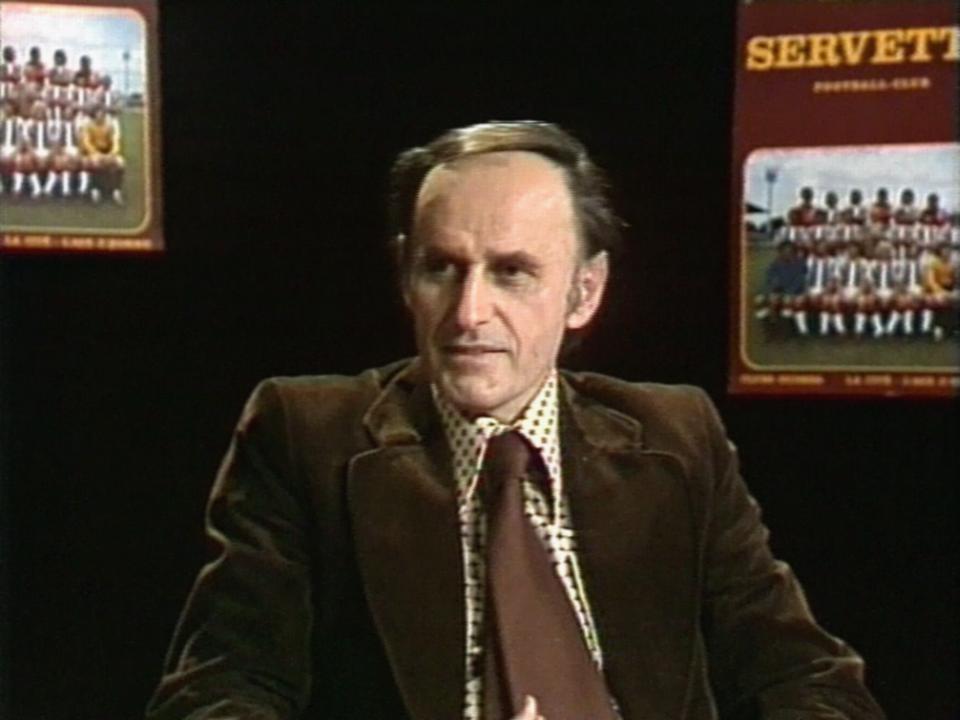 Jacques Ducret 1976. [TSR archives 1976]