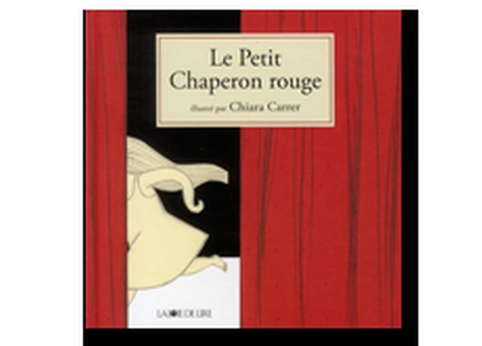 """""""Le Petit Chaperon rouge"""" de Chiara Carrer. [RTS]"""