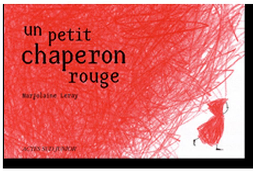 """""""Un petit chaperon rouge"""" de Marjolaine Leray. [RTS]"""