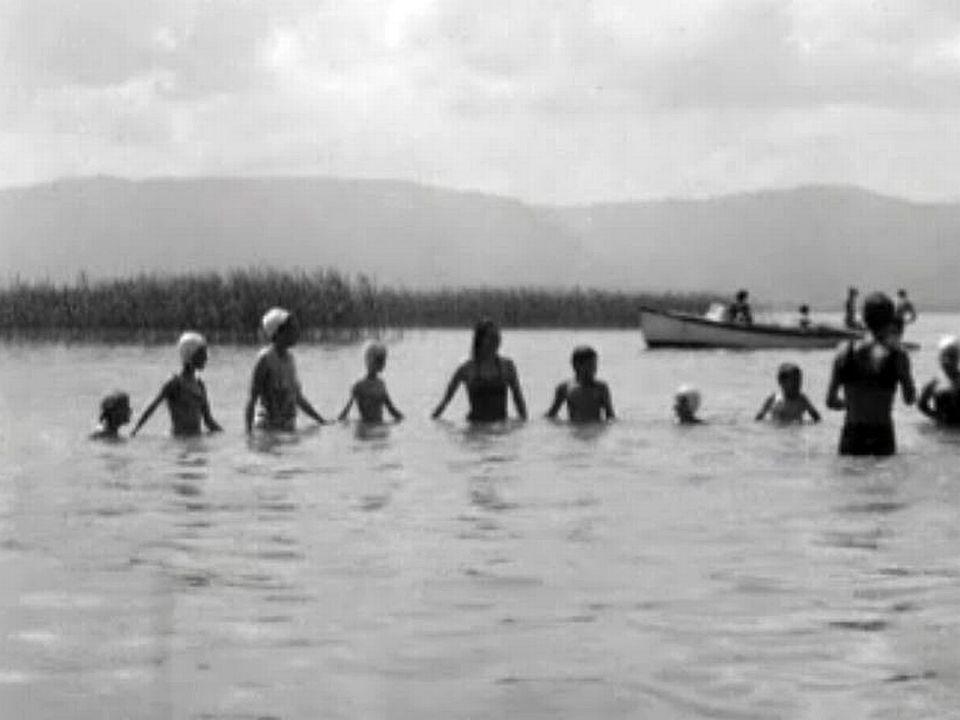 Une nouvelle plage et des cours pour les baigneurs.