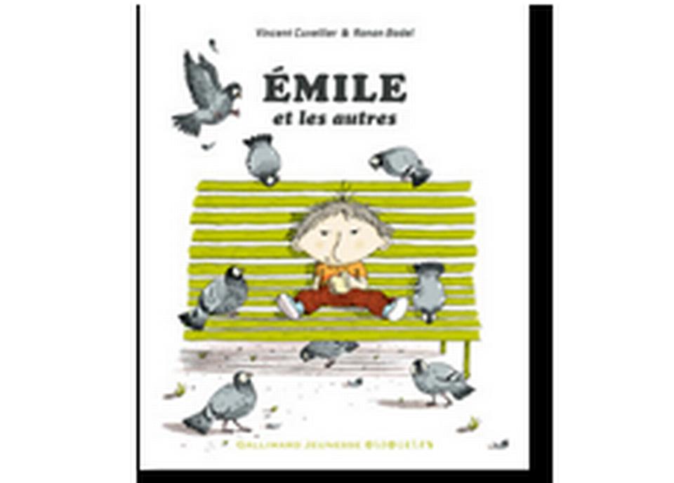 """""""Émile et les autres"""" de Vincent Cuvellier et Ronan Badel. [RTS]"""