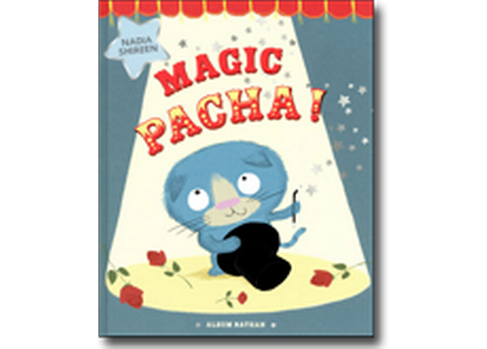 """Magic Pacha"" de Nadia Shireen. [RTS]"