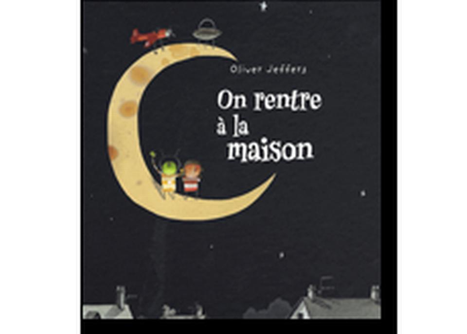 """""""On rentre à la maison"""" d'Oliver Jeffers. [RTS]"""