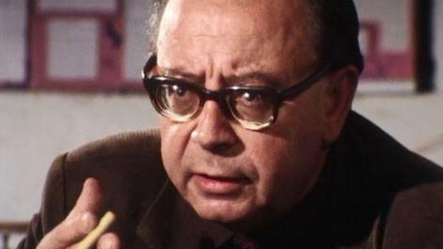 Georges Haldas évoque l'oeuvre et la pensée du poète Antonio Machado. [RTS]