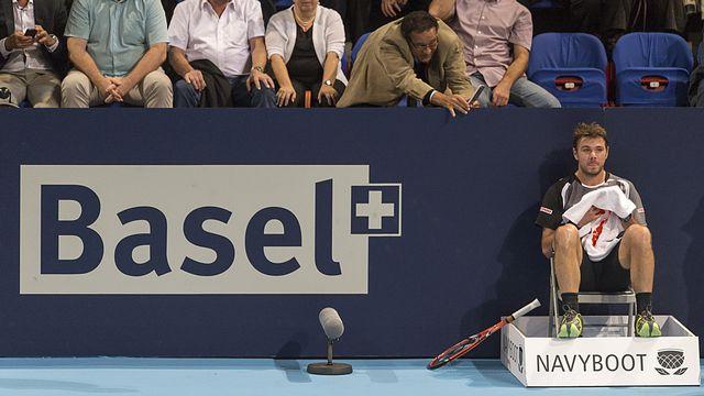 Stan Wawrinka est en perte de confiance après une tournée asiatique ratée et une élimination au premier tour à Bâle. [Georgios Kefalas - Keystone]