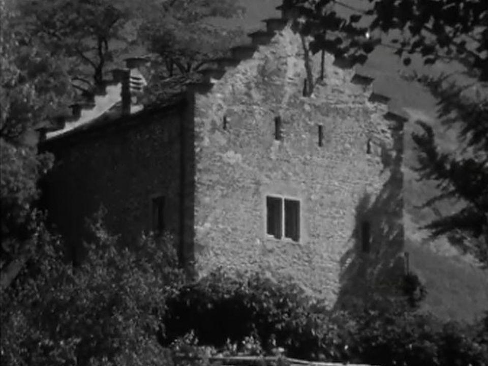 Rilke. Le château de Muzot, au-dessus de Sierre [RTS]