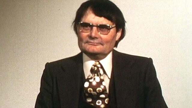 Hervé Bazin (3). [RTS]