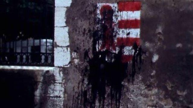 En 1975, la situation au Jura est très tendue, la violence inquiète. [RTS]