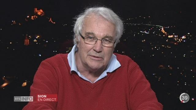UNESCO Suisse 1-2: les explications de Bernard Crettaz, sociologue [RTS]