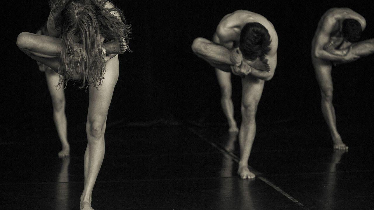 """Le spectacle """"Antes"""" de la Compagnie Alias. [Gregory_Batardon - Compagnie Alias]"""