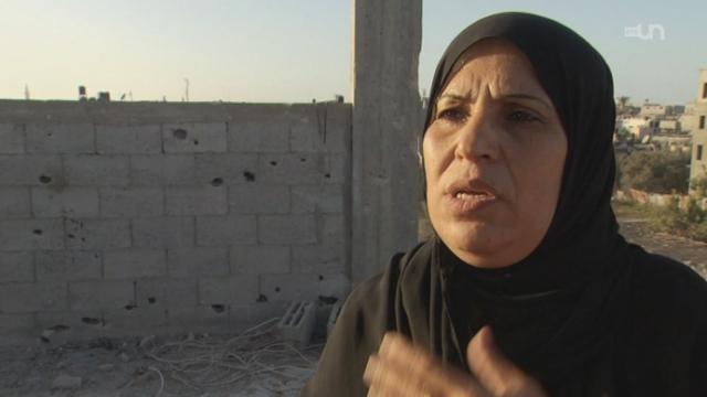 La sale guerre de Gaza [RTS]
