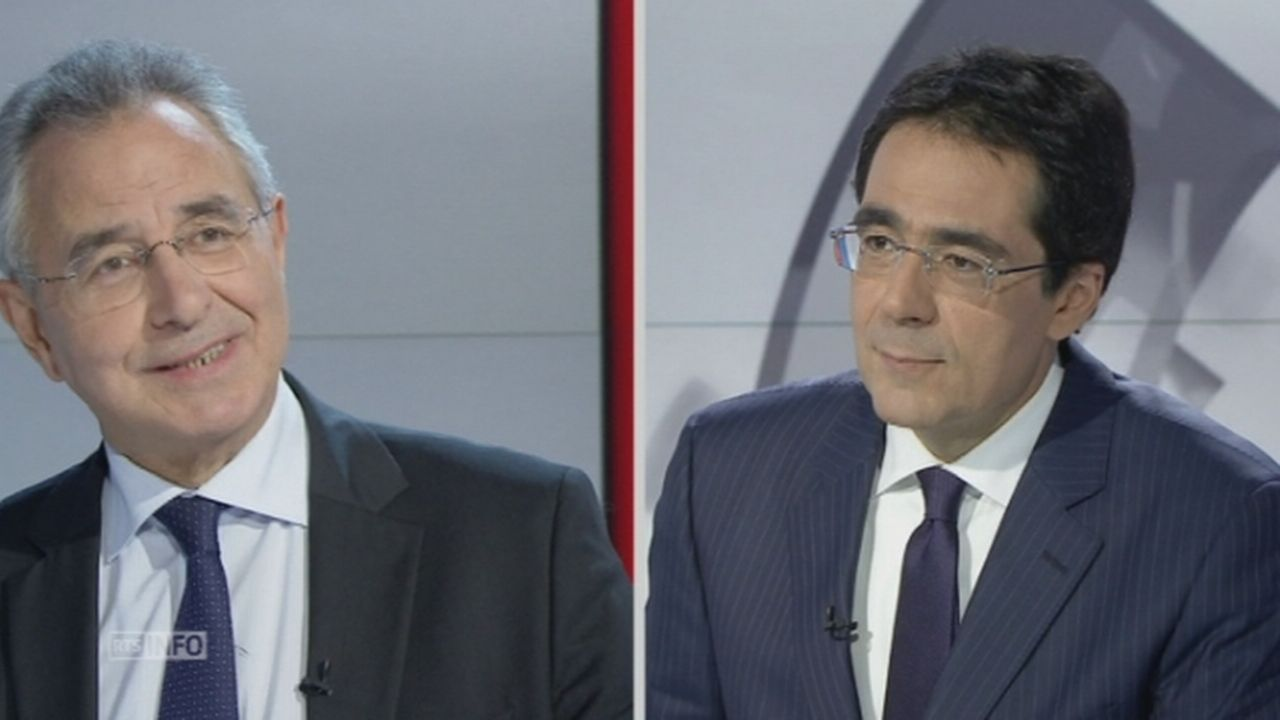 La régularisation des comptes français s'accélère [RTS]