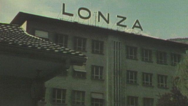 Du mercure dans les eaux du Léman, Lonza mise en cause. [RTS]