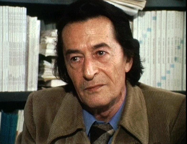 Henri Laborit - rts.ch - Voix au chapitre
