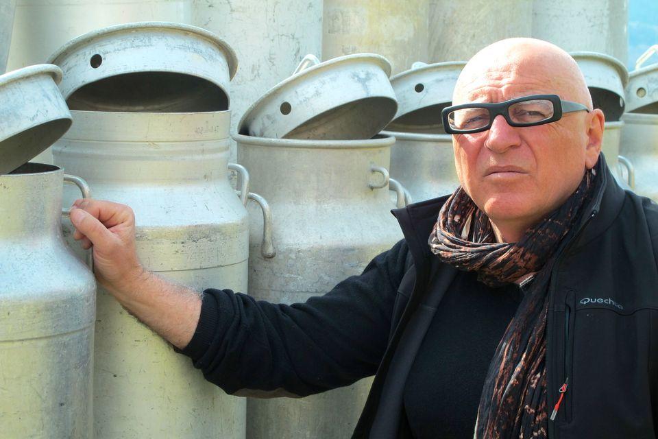 Gérard Benoit. [Dominique Clément - RTS]