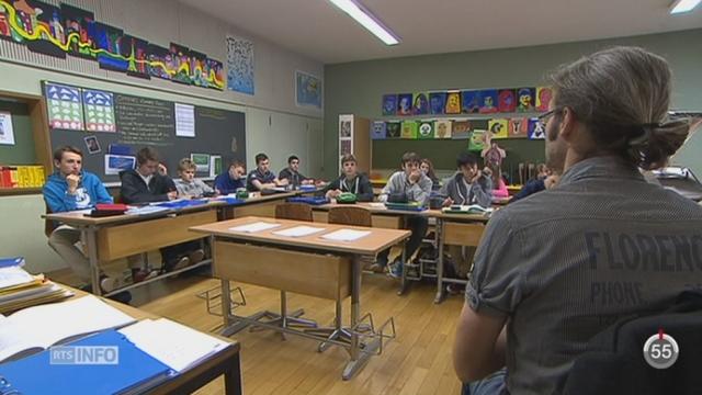 En Suisse, un tiers des enseignants sont proches du burn-out [RTS]