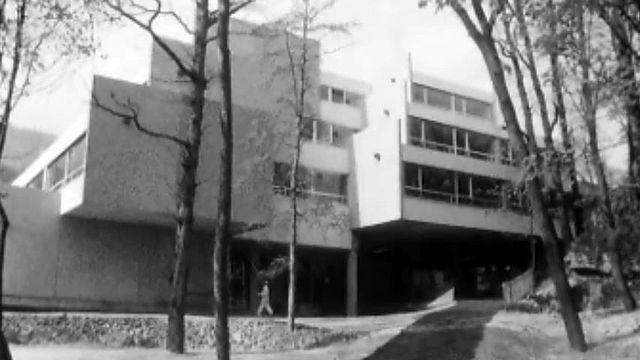 Neuchâtel, un nouveau collège pour un meilleur enseignement.