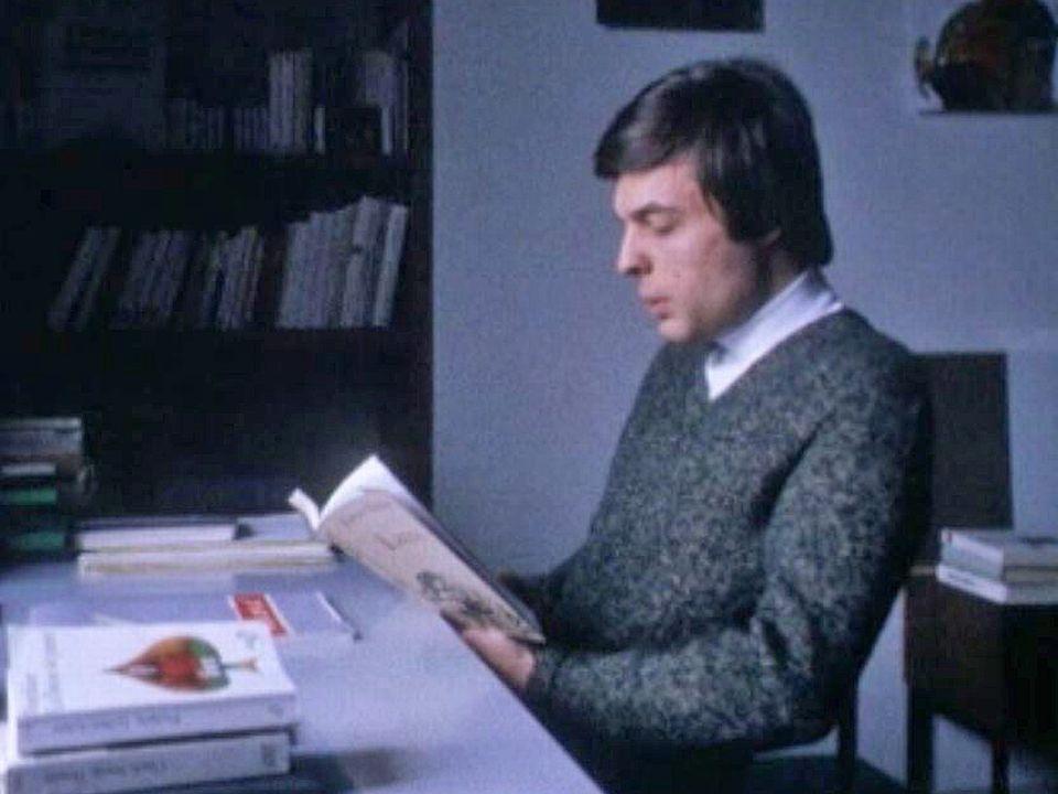 A Rome où il étudie, l'auteur suisse se confie dans Voix au Chapitre.