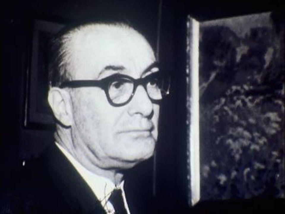 L'ex-avocat Pierre Jaccoud condamné pour assassinat en 1960. [RTS]