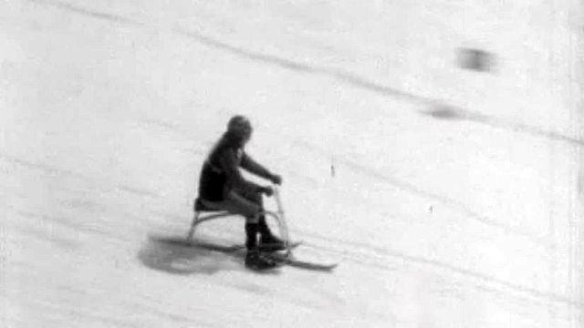 L'accident en ski-bob est possible mais n'est pas dramatique.