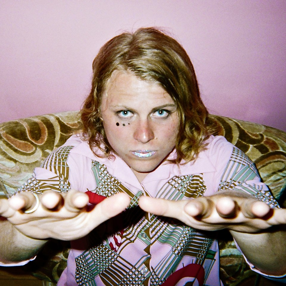 Ty Segall. [facebook.com/pages/Ty-Segall]