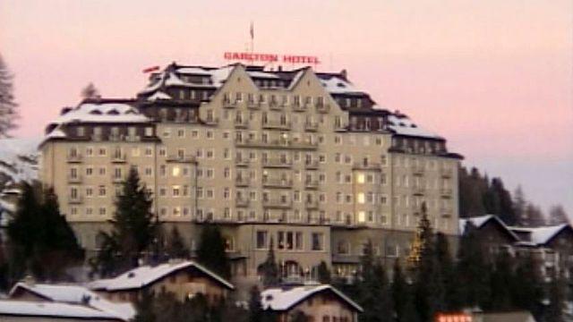 Hôtels de luxe et cirque blanc feront-il bon ménage à St-Moritz ?