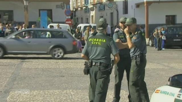 Une cinquantaine de personnes arrêtées en Espagne pour corruption [RTS]