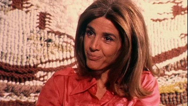 Gisèle Halimi. [RTS]