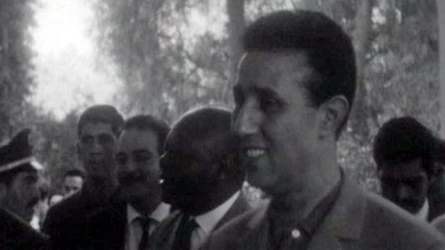 Reportage sur l'Algérie indépendante et son président Ben Bella.