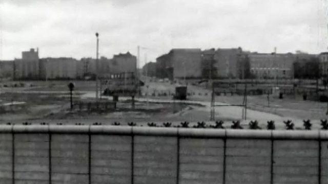 Le Mur, une attraction pour les touristes venus de l'Ouest.