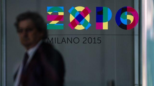 L'exposition de Milan s'ouvrira le 1er mai prochain. [Ti-Press/Pablo Gianinazzi - Keystone]