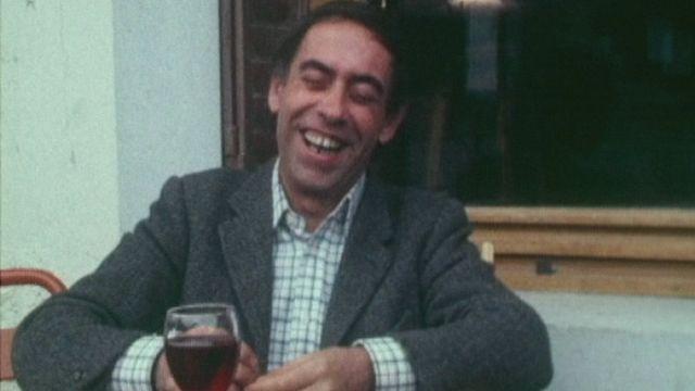 L'écrivain Louis Gaulis. [RTS]