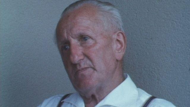 Gottlieb Fuchs fut l'interprète de la Gestapo. [RTS]
