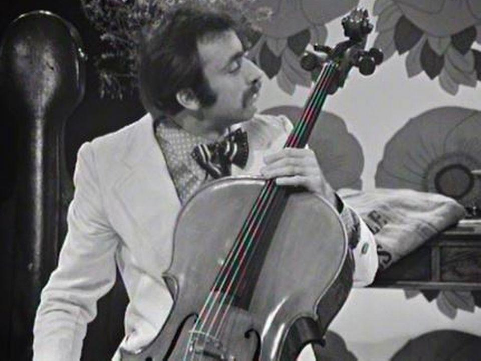 Comment présenter un violoncelle aux enfants? Avec des gags! [RTS]