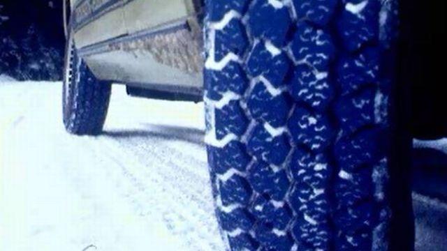 Comment se comportent les nouveaux pneus à rugosité variable? [RTS]