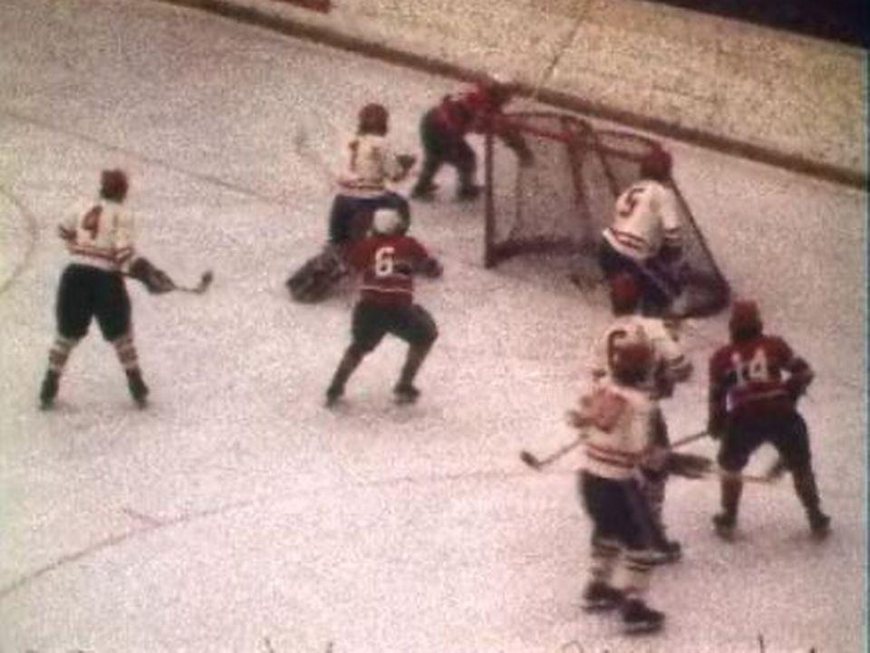 Le HCC domine le hockey romand de la tête et des épaules. [RTS]