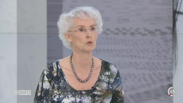 Vaccin contre la grippe: entretien avec la doctoresse Siegrist, présidente de la commission fédérale des vaccinations [RTS]