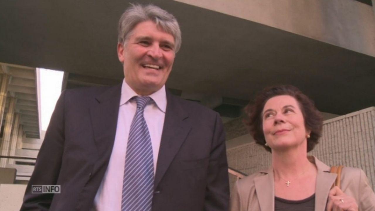 Raoul Weil soulagé après son acquittement [RTS]