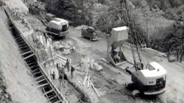 Des travaux sur la route du Col des Mosses pour plus de sécurité.