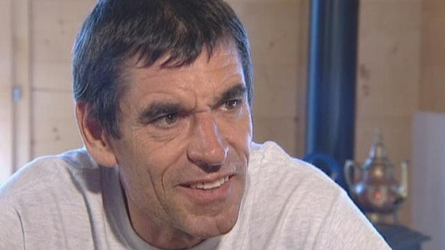 Daniel Gisiger en 2005. [RTS]
